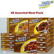 HeaterMeals EX 96-Hour Pack - 48 Main Entrées