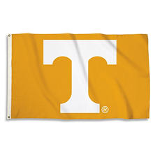 NCAA Tennessee Vols 3' x 5' Flag with Pole Mount Kit