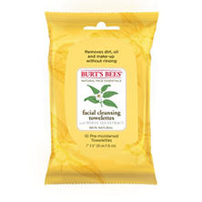 Burt's Bees Facial Cleaning Towelette (10 pk.)