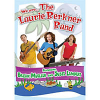 We Are the Laurie Berkner Band (Music DVD/CD)