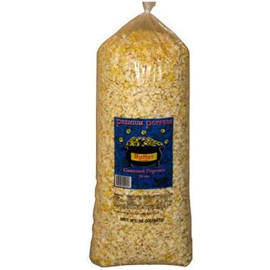 Premium Poppers Popcorn - 32oz
