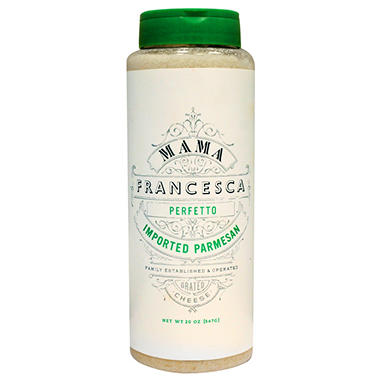 Mama Francesca Imported Parmesan - 20 oz.