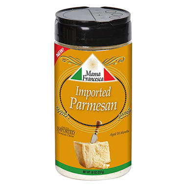 Mama Francesca Imported Parmesan Cheese - 16 oz.