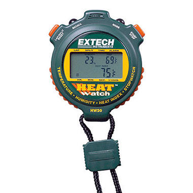 Extech� Heat & Humidity Stopwatch
