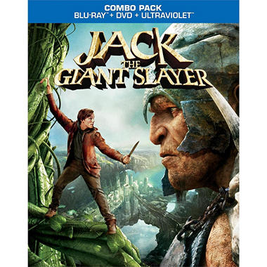 Jack The Giant Slayer (Blu-ray + DVD + UltraViolet) (Widescreen)