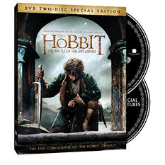 Hobbit: The Battle of the Five Armies [DVD Two-Disc Special Edition]