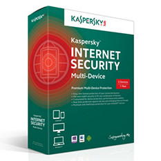Kaspersky 2014 Internet Security Multi Device 5-User