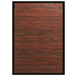 Bamboo Rug - Cobblestone