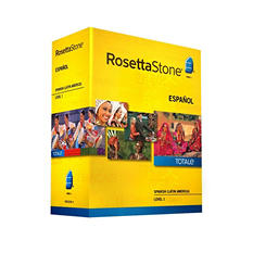 Rosetta Stone Spanish (Latin America) Level 1 - PC/Mac
