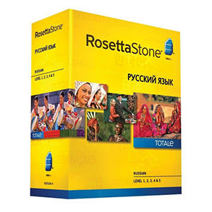 Rosetta Stone Russian Level 1-5 Set - PC/Mac
