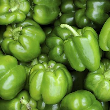 Green Bell Pepper - 6 ct.