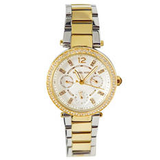 Women's Mini Parker Two-Tone Stainless Steel Watch by Michael Kors