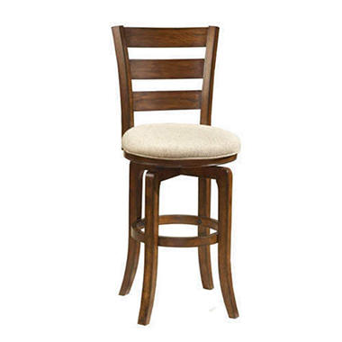 Hazel Swivel Counter Stool Sam S Club