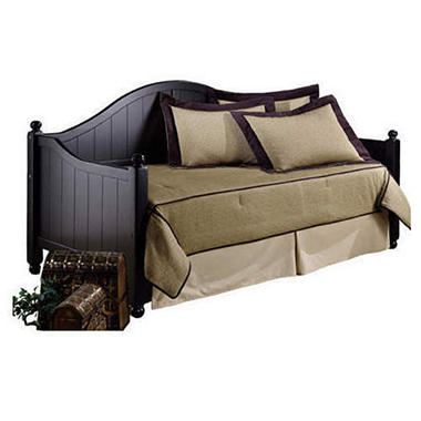 Amandier Daybed with Trundle - Black