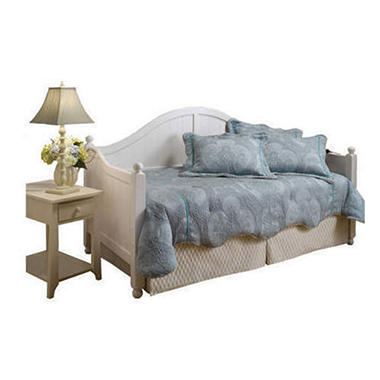 Amandier Daybed with Trundle - White