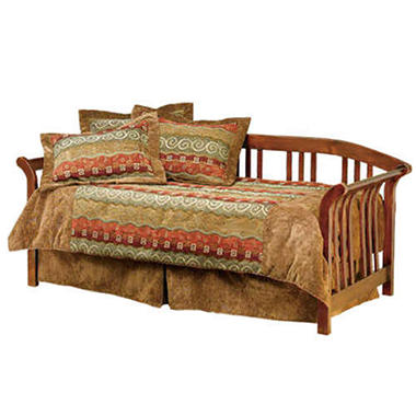 Galega Daybed with Trundle - Brown Cherry