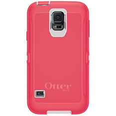 OtterBox Defender Series Case for Samsung Galaxy S5 - Pink