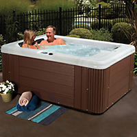 Everlast Spas™  Serenity 26-Jet Lounger Acrylic Spa