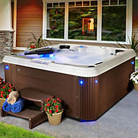 Everlast Spas™  Opulence 75-Jet Acrylic Lounger Spa