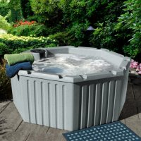 Everlast Spas Levity 11-Jet Spa with Cover,with Choice of Cabinet Color