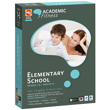 Academic Fitness: Elementary School - PC/Mac