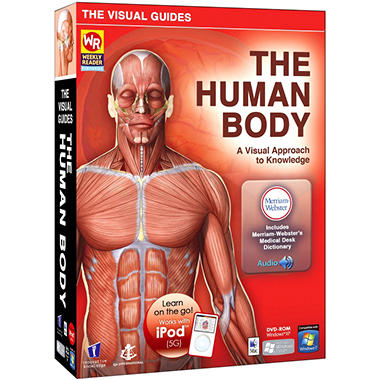 The Visual Guides: The Human Body - PC/Mac