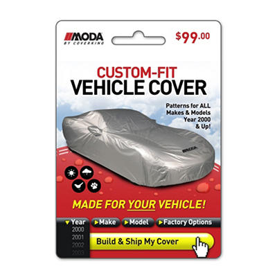 Coverking MODA Silverguard Custom-Fit Vehicle Cover - Made to Order