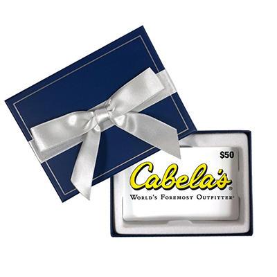 Cabela's Gift Card - $50