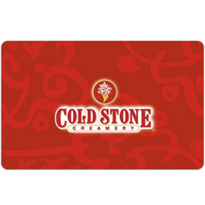 Cold Stone Creamery $15 eGift Card - (Email Delivery)