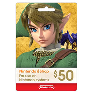 Nintendo eShop eGift Card - Various Amounts
