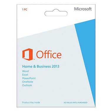 Office Home & Business 2013 – 1 PC - Download