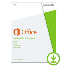 Microsoft Office Home Student 2013 $139.99 eGift Card (Email Delivery)