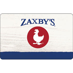 Zaxby's Gift Card - 2 x $25