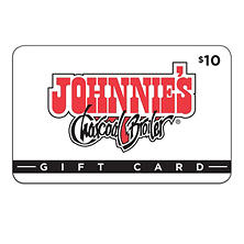 Johnnie's Charcoal Broiler $50 Gift Card - 5/$10 for $39.98