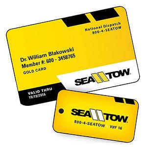 Sea Tow Gift Card - 1 x $179