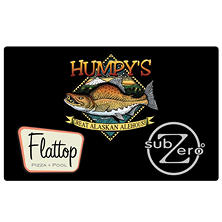 Humpy's Great Alaskan Alehouse $100 Multi-Pack-  2/$50 Gift Cards