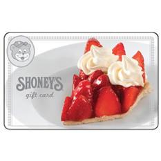 Shoney's $50 Gift Card - 2/$25 for $39.98