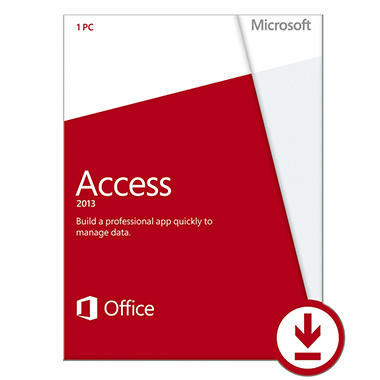 Microsoft Access 2013 $109.99 eGift Card (Email Delivery)