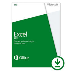 Microsoft Excel 2013 $109.99 eGift Card (Email Delivery)