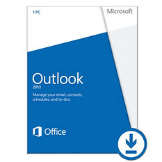Microsoft Outlook 2013 $109.99 eGift Card (Email Delivery)