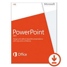 Microsoft PowerPoint 2013 $109.99 eGift Card (Email Delivery)