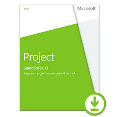 Microsoft Project 2013 $589.99 eGift Card (Email Delivery)