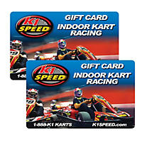 K1 Speed $50 Multi-Pack  - 2/$25 for $39.98