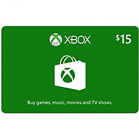Xbox Live eGift Card - Various Amounts (Email Delivery)