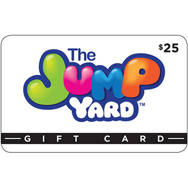 EV THE JUMP YARD 1 X $50