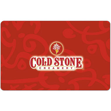 Cold Stone Creamery $25 eGift Card (Email Delivery)
