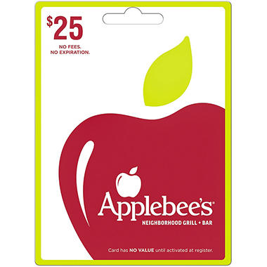 Applebee's Gift Card - $25
