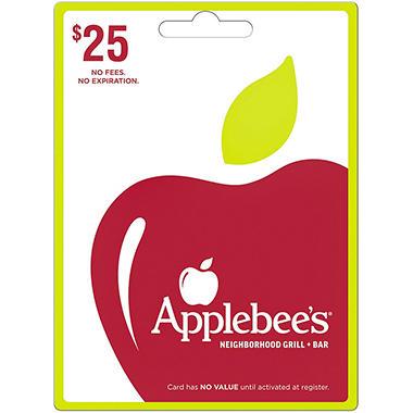 Applebee's Gift Card - $25