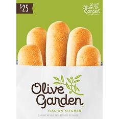 Olive Garden Gift Card - $25