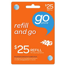 AT&T Mobility Card - Various Amounts